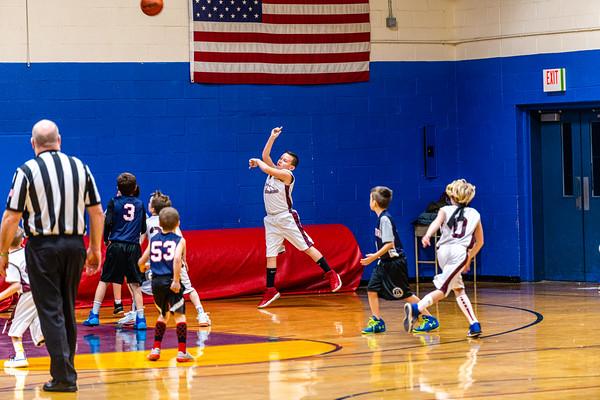 Basketball - Hope vs Blairstown - 1-6-2020