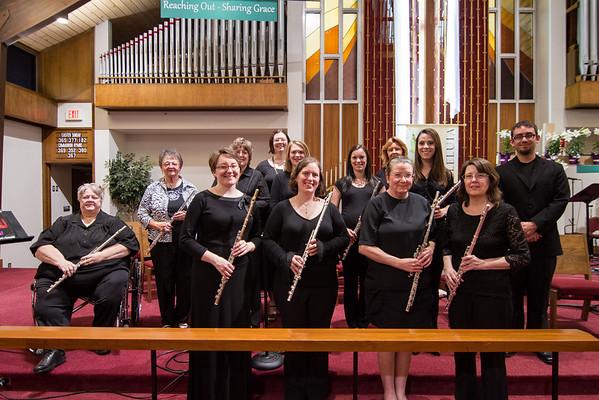 Coro di Flauti