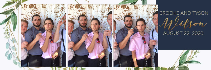Wilson Wedding  2020