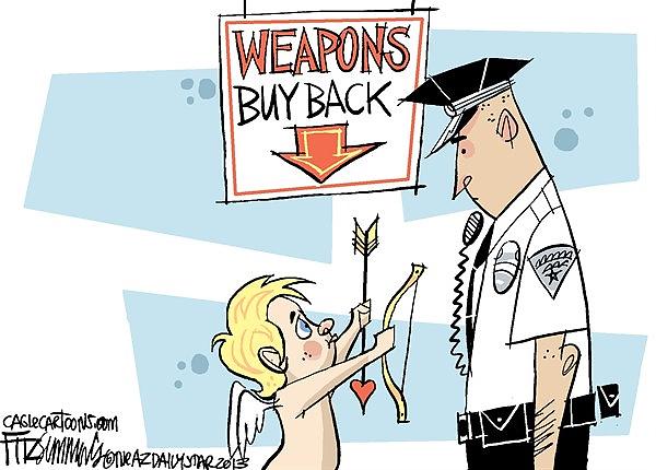 . David Fitzsimmons / Arizona Star