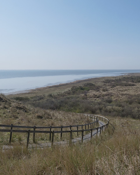 View on the Waddenzee from het Oerd | Ameland