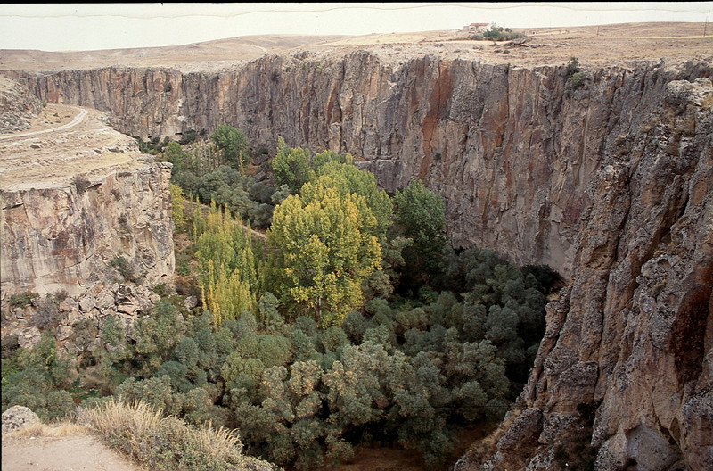 canyon of Ihlara