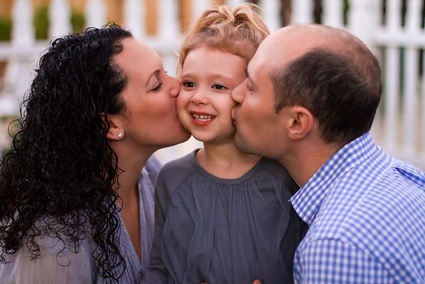 Mike, Liana, and Ella