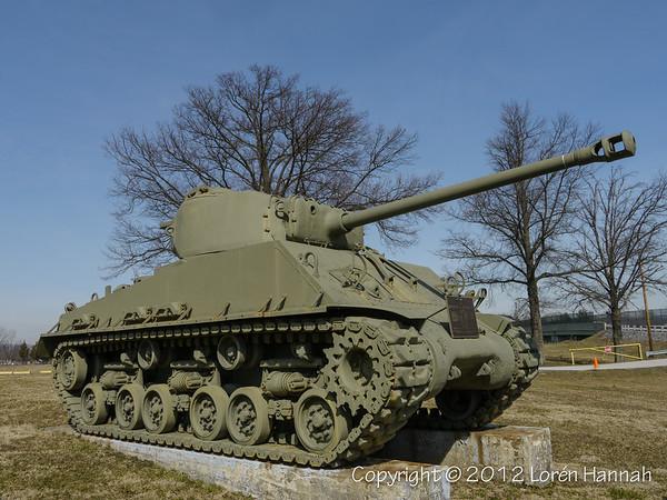 PAANG Armory - Carlisle, PA - M4A3(76) HVSS