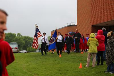 Armstrong Graduation June 6, 2013