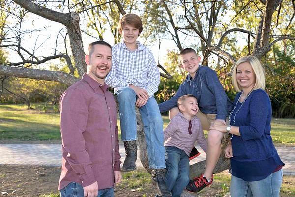 Thomas Family 101115
