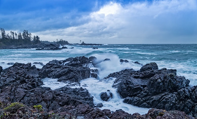 Black Rock Resort, Ucluelet, BC (Dec 2015)