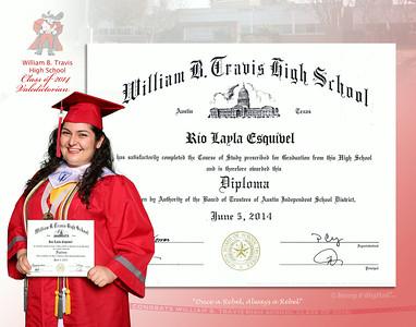 2014 Travis Keedjit Diploma Proofs