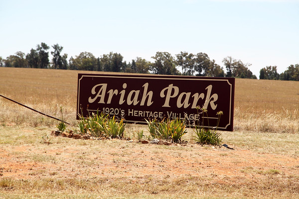 Our Country - Ariah Park.