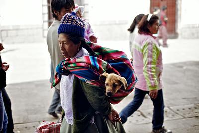 Cusco: Streets