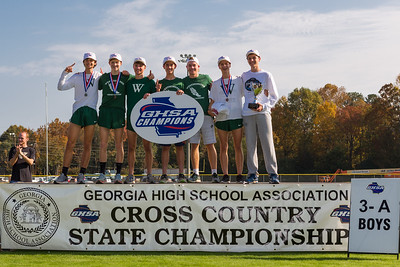 Boys Cross Country State Championship November 4, 2017