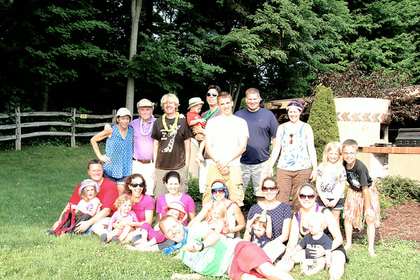 Andy's Pics from Donegal PA reunion July 2014