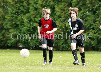 U12 Boys - Exeter-Cress VS Wilson-White