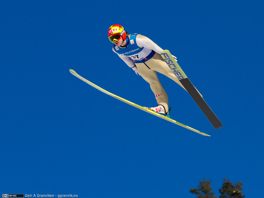 World Cup Ski flying Vikersund 2011