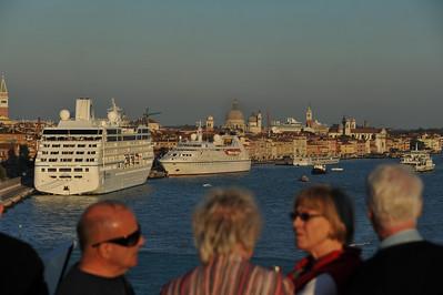 Seabourn Spirit Venice Oct 9 2010