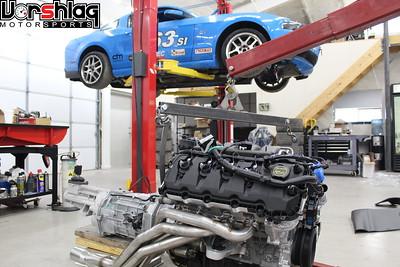 Joe Dederichs 2010 Mustang GT - American Iron Build