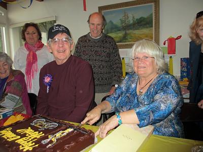Harold Birthday 70