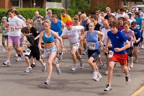 Parents Place 5K Run & Walk