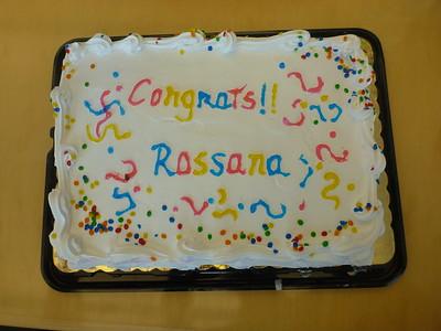 2015 Rossana Graduation