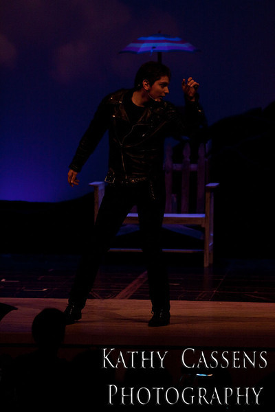 All Shook Up Act 2
