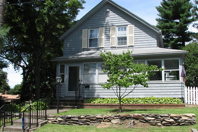 Katie's New House