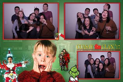 Cuasay Clan Christmas Party