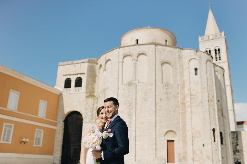 Darija & Enric, Zadar, Croatia