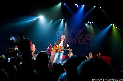 Chris Tomlin - The Lakeland Cener - 3/26/11
