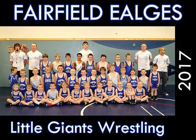 2017 LIttle Giants Wrestling
