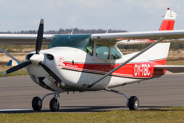 OY-TBC - Cessna TR182 Turbo Skylane RG