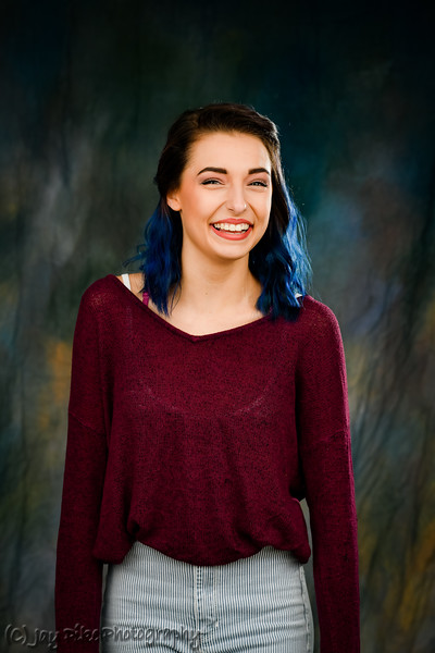 November 5, 2017 - Elise Taplin Senior Photo Shoot