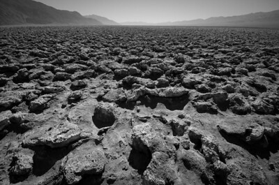 Daytime Death Valley October/November 2009