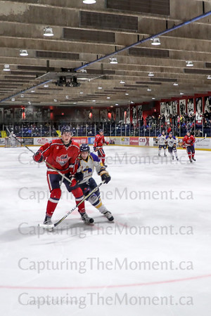 Miners Vs French River Rapids Jan 04, 2019.
