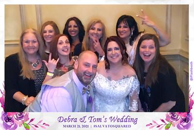 Debra & Tom's Wedding