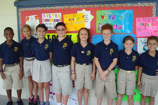 Student Council- !st Meeting