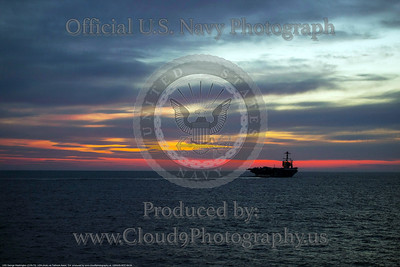 U.S. Navy Artistic Silhouette Aircraft Pictures