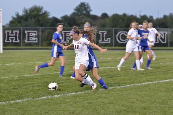 WMHS Girls Soccer vs Liberty 9_19_17