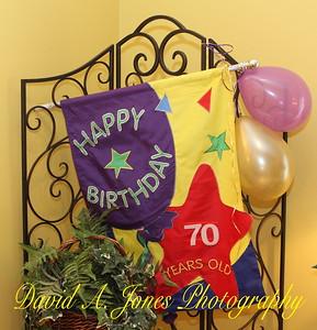 Larry Hamilton's 70th Birthday