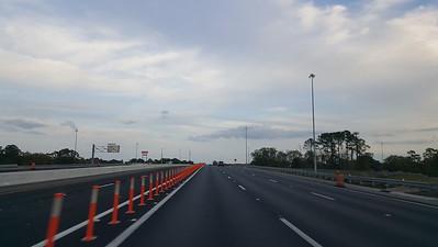 I-295 Express Lanes - Buckman to I-95
