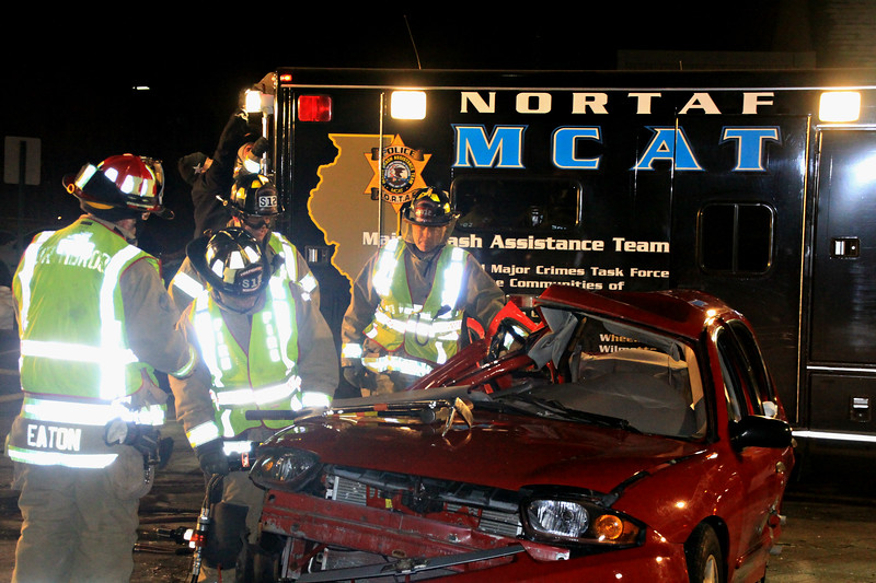 Northbrook Rollover Accident Skokie And Dundee 182.JPG