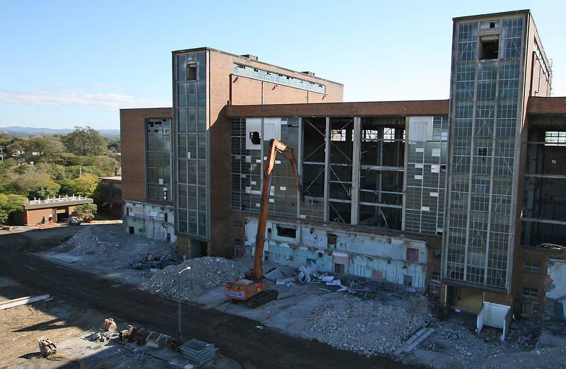 Tennyson Power Station Demolition