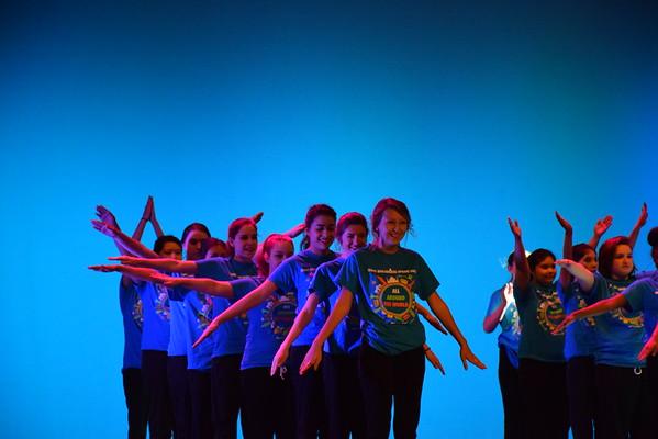 Spring Show Dance Classes 2015