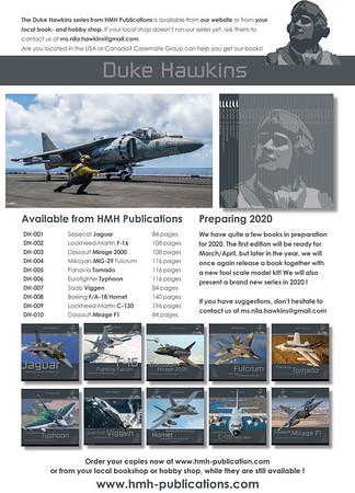 Messages from C2ABelgium - Duke Hawkins Aviation Books