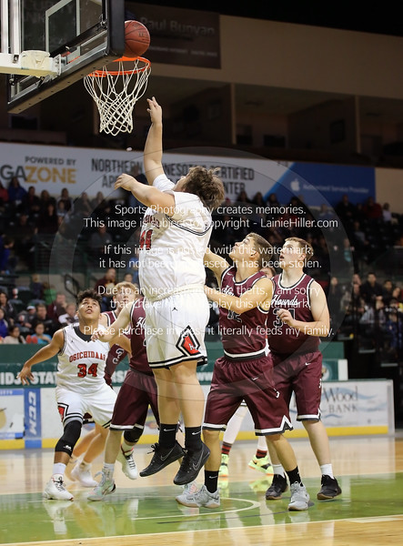 RED LAKE VS FOSSTON BOYS HARDWOOD SHOWCASE DEC 2, 2017