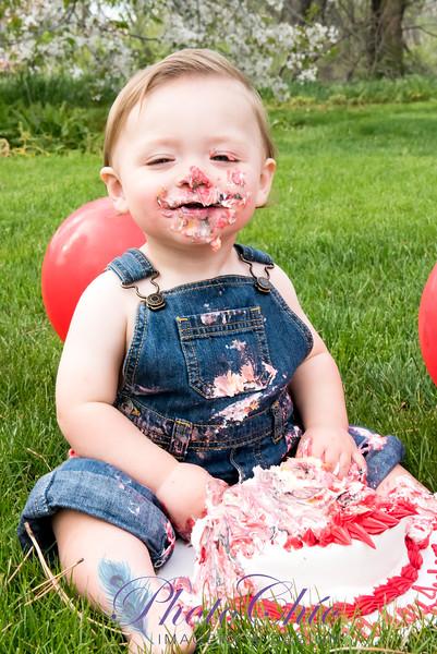 1 Year Cake Smash