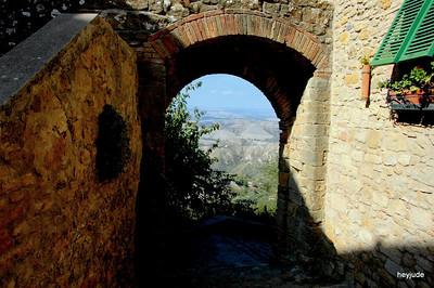 Tuscany. October 2008