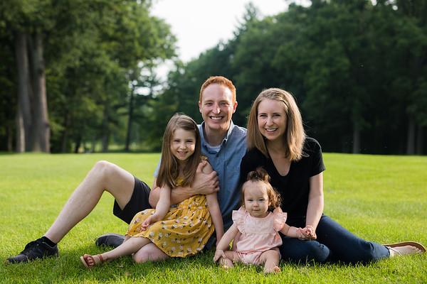 Lucas Family Portraits 2020