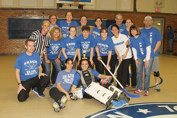 Bacon School Floor Hockey 2015