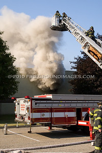 Hancock Ave. General Alarm (Bridgeport, CT) 7/6/10