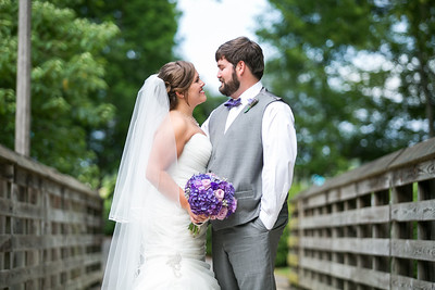 Justin + Bethany | Married!